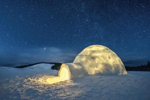 Voyage au bout de l'inuit