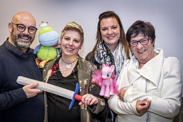 Kinky & Comedy wil starten met kindertheater in Rumbeke
