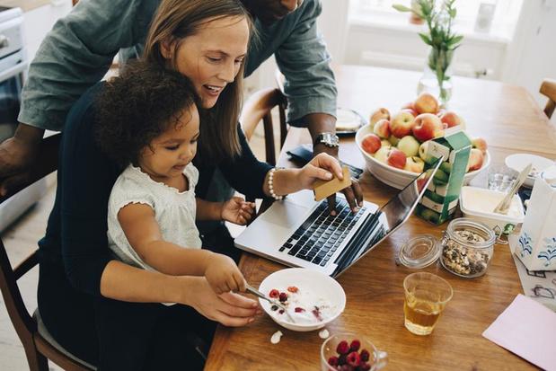Te volle dagplanning legt druk op familieleven van de Belgen