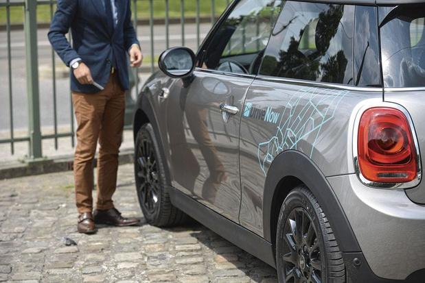 Pourquoi le service de voitures partagées DriveNow a arrêté ses activités à Bruxelles et à Londres