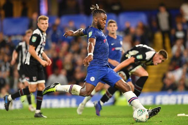 Kouyaté (ex-Anderlecht): 'De mentaliteit van Batshuayi is veranderd'