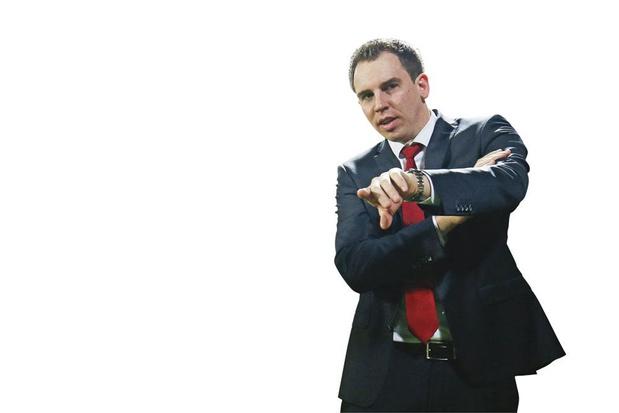 Matthias Leterme, manager KV Kortrijk: 'We bouwen nieuw stadion, met of zonder geld van eigenaar'