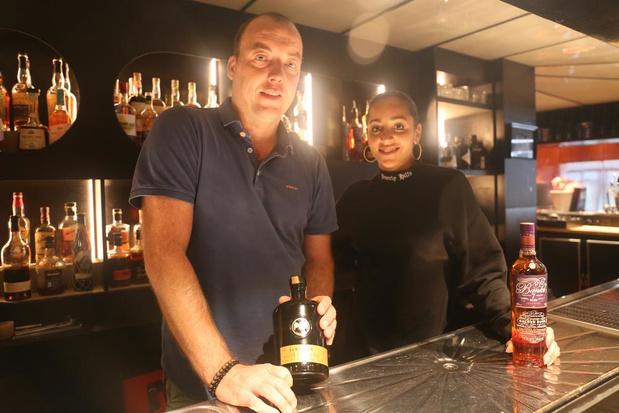 Proef 60 soorten rum in Rhumerie Louis