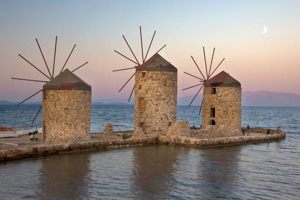 Chios: de essentie van Griekenland