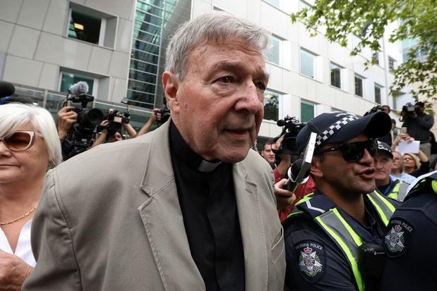 Australische rechter verwerpt beroep van kardinaal Pell in misbruikzaak