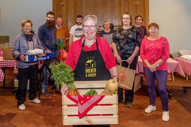 De korte keten komt dichterbij: De Buurderij zoekt met Boerenmarkt interactie met de wijk