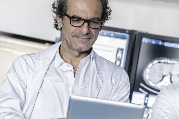 AI nek aan nek met radiologen