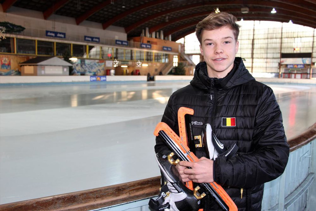 Brugse shorttrackers in nieuw Be Gold-project
