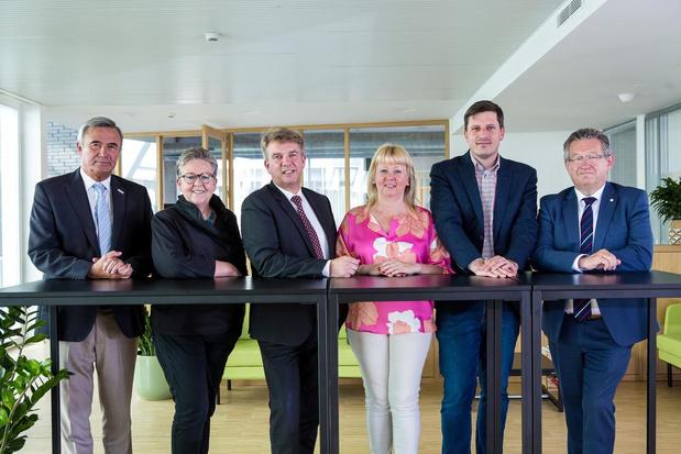 West-Vlaamse burgemeesters kanten zich tegen nieuwe hoogspanningslijn