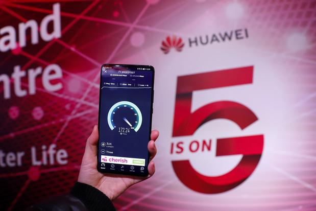 '5G toont de beperkte speelruimte van Europa'
