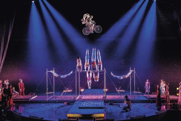 La face cachée du Cirque du Soleil