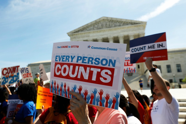 Hooggerechtshof breekt volkstelling VS vroegtijdig af