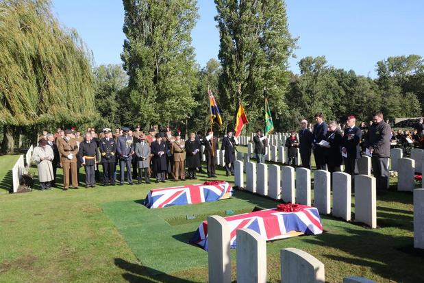 13 Gemenebestsoldaten vinden laatste rustplaats op CWGC Wytschaete Military Cemetery