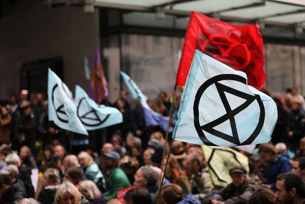 Oprichter van Extinction Rebellion verontschuldigt zich voor Holocaust-uitspraken