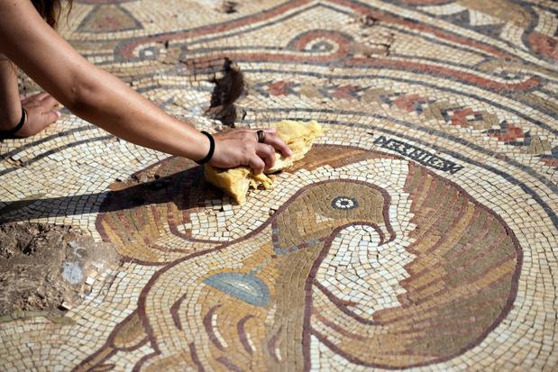 Archeologen ontdekken 1.500 jaar oude Byzantijnse kerk bij Jeruzalem