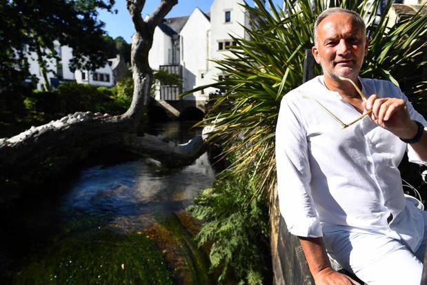 Christian Le Squer propose ses merveilles culinaires à Pont Aven