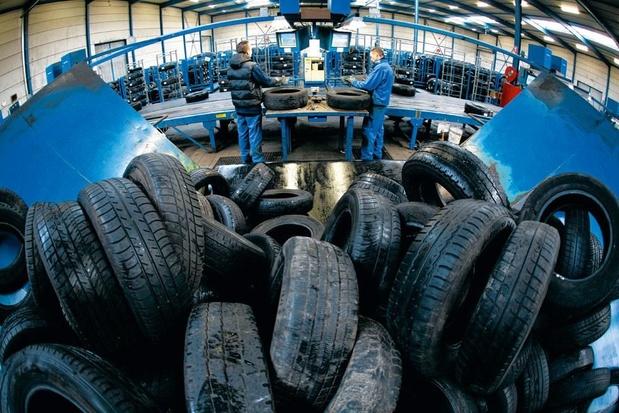 Diminution de 80% de l'activité des garages, carrosseries, centrales de pneus...