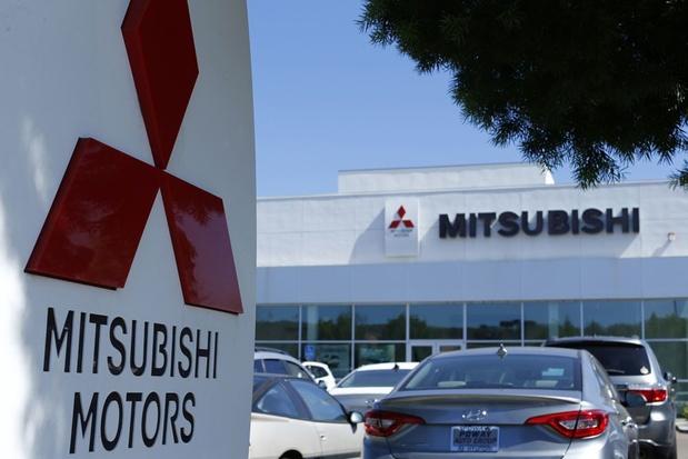 Mitsubishi verkoopt auto's in België voortaan ook via internet