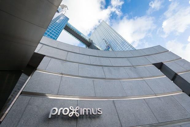 Proximus verkoopt hoofdkantoor, maar blijft er wel