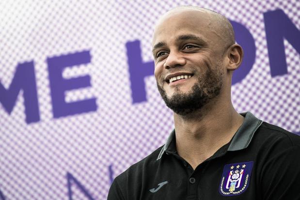 'Kompany zal beoordeeld worden op hoe hij Anderlecht laat voetballen, minder op zijn eigen prestaties als speler'