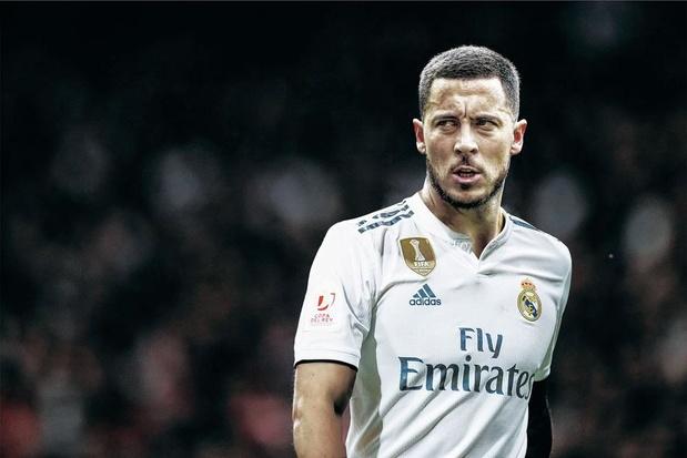 Comment l'arrivée d'Eden Hazard est-elle perçue du côté de Madrid?