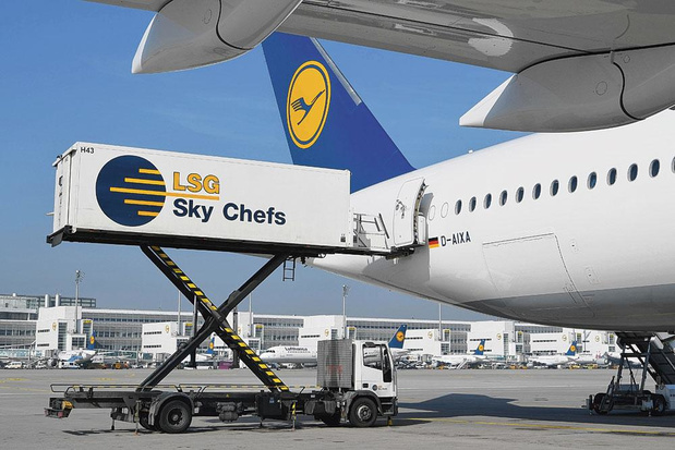 Lufthansa se sépare de son catering européen