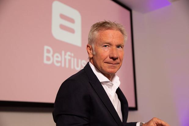 Marc Raisière vier jaar langer CEO bij Belfius