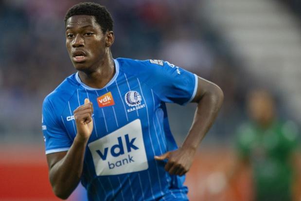 Manager van wonderboy Jonathan David: 'Ik heb hem bij verschillende Belgische clubs aangeboden, Gent reageerde als enige'