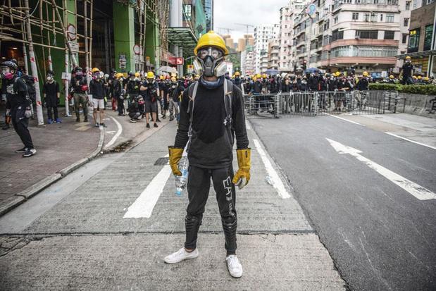 Protest wordt grimmiger