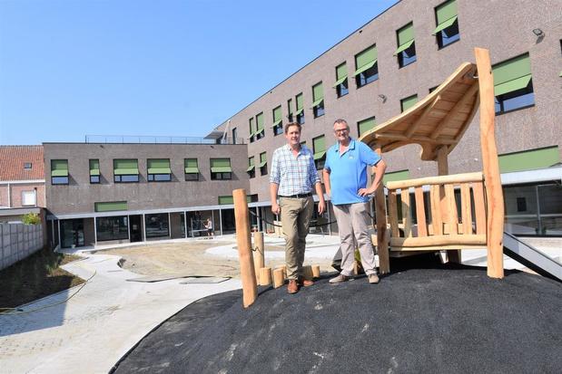 Nieuwe parel in het zuiden: leerlingen Stedelijke Basisschool Zuid nemen intrek in nieuwbouw