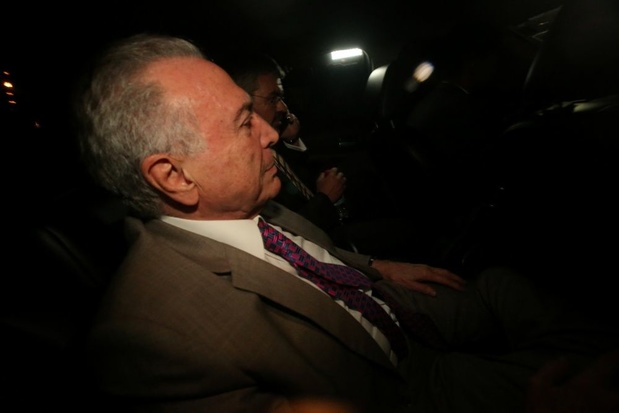 Rechter beveelt opsluiting van Braziliaans ex-president Temer