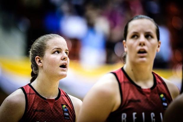 Twee double-doubles van zusjes Massey niet voldoende voor winst op WK tegen USA