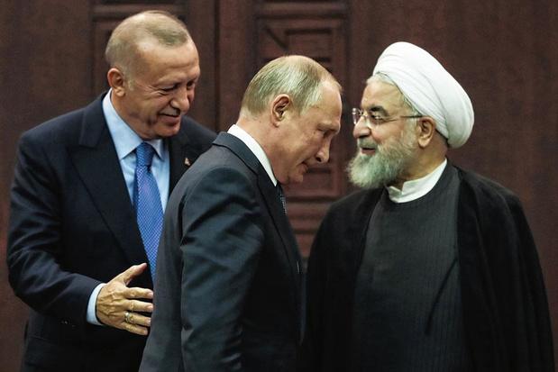 Quand Poutine est devenu le maître du Moyen-Orient