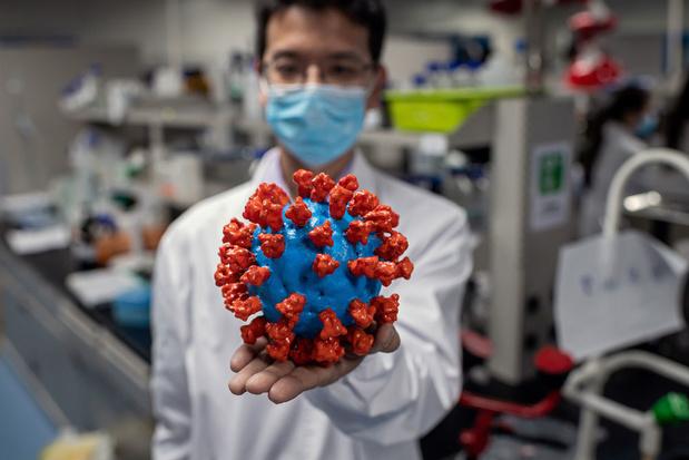 'Farma en chemie zijn des duivels, maar nu even niet'