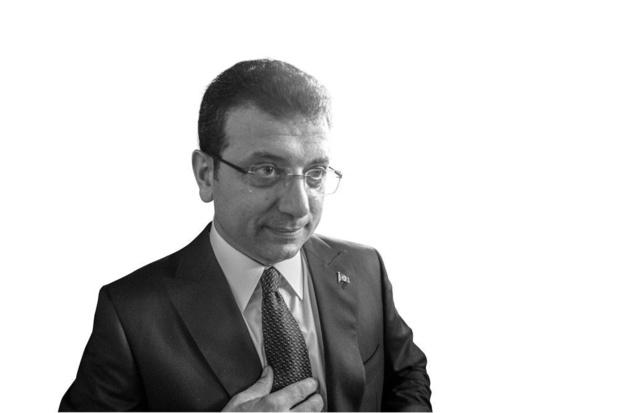 Ekrem Imamoglu - Verkozen burgemeester
