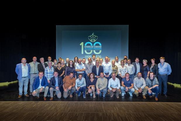 Honderd jaar Winkelse harmonie De Kunstvrienden met uitgebreid feestprogramma