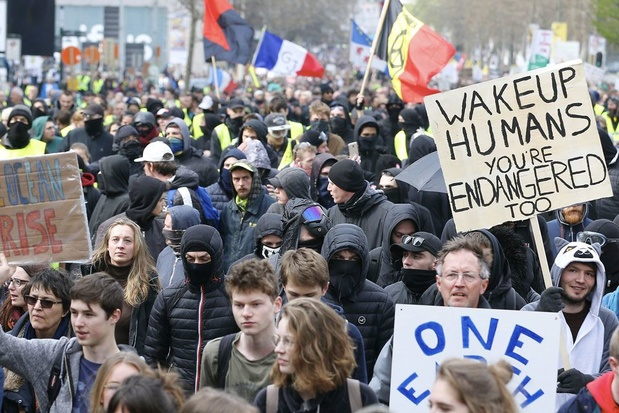 'Klimaatbetogers kunnen met hun goede voornemens de weg naar de hel plaveien'