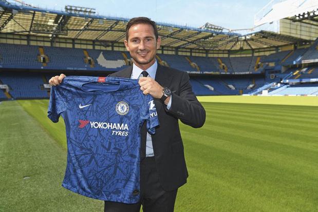 Lampard kiest voor blauw bloed bij Chelsea