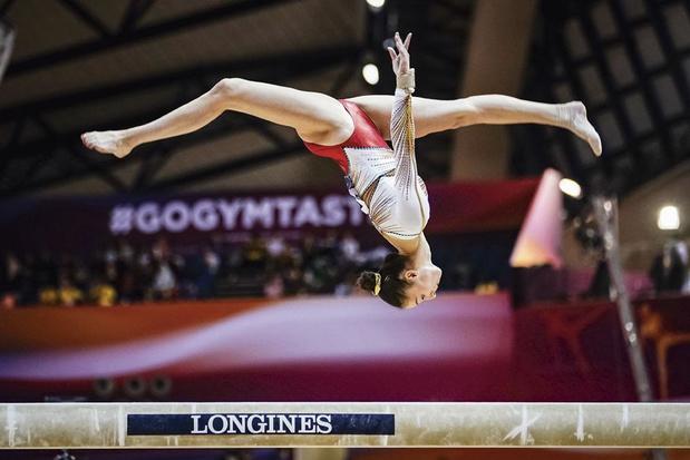 Valerie Van Cauwenberghe, de sterke vrouw achter het Belgisch turnen: 'Nina is mentaal onbreekbaar'