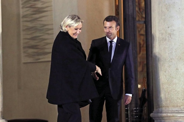 Le duel Macron - Le Pen: bipolarisation de la vie politique et clivage de classes