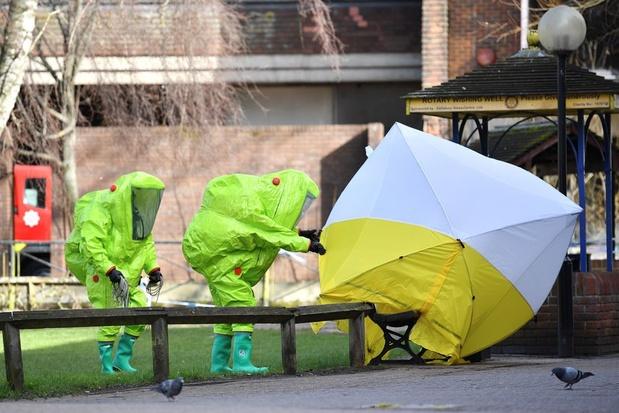 Tsjechische politie op zoek naar Russen die achter novitsjokaanval op Skripal zaten