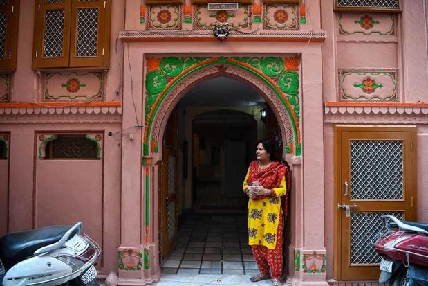 Rajasthan: les havelis du désert (en images)