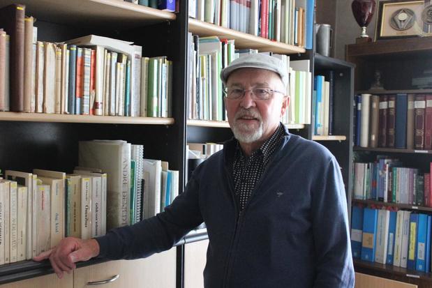Jules Desmet stelt in december zijn boek over dorpscriminaliteit in Wakken voor