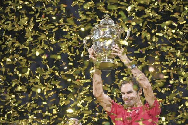 De schoenenobsessie (en ambities) van Roger Federer