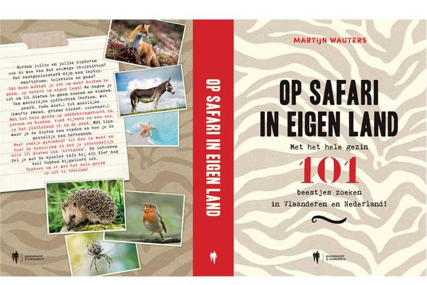 Grote en kleine beestjes spotten in België en Nederland