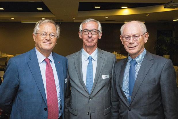 Herman Van Rompuy au Cercle du Lac