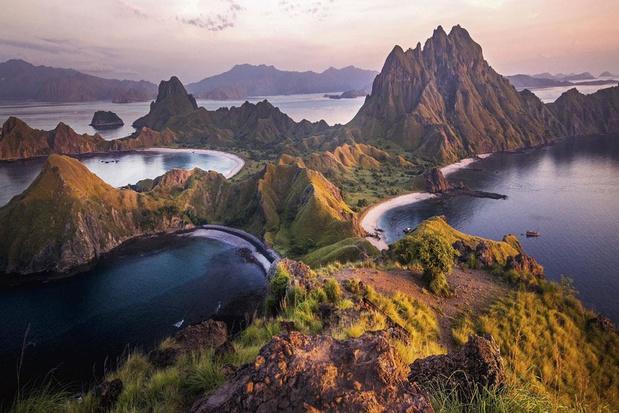 4x Indonesië met volle zeilen