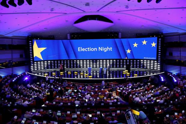Europese verkiezingsresultaten bevestigen federale en Vlaamse trend