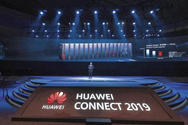 Huawei versnelt AI-ambities