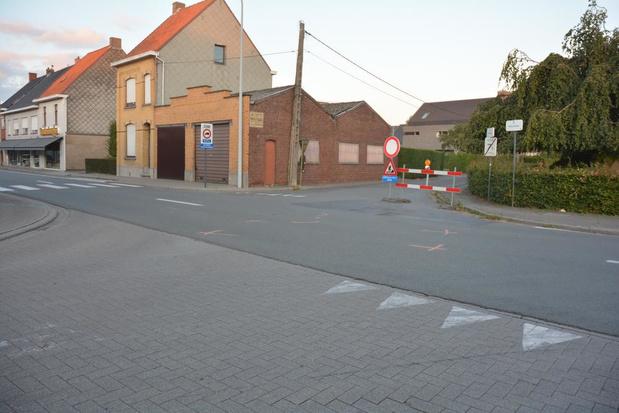 Toestand van fietser die aangereden werd door wagen in Oostrozebeke is stabiel